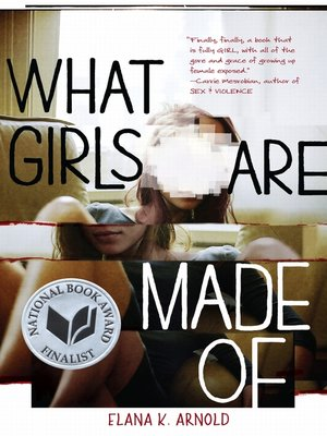 cover image of What Girls Are Made Of
